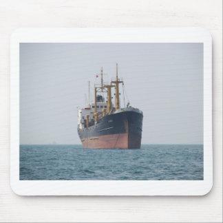 Cargo Ship A Asli Mouse Pad