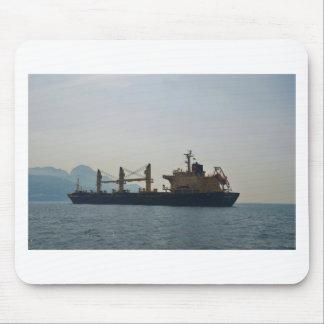 Cargo Ship Andermatt Mousepads