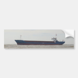Cargo Ship Celtica Hav Bumper Sticker