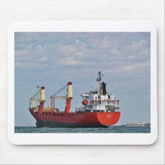 Cargo Ship Malmo Mousepad