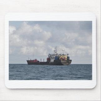 Cargo Ship Mikhail Kuznetsov Mouse Pad