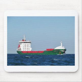 Cargo Ship Muzaffer Ana Mouse Pad