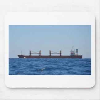 Cargo Ship Pelagos Mousepads