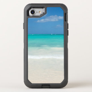 Caribbean Beach Paradise OtterBox Defender iPhone 8/7 Case