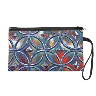Caribbean Cathedral Wristlet
