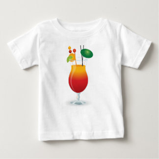 Caribbean Cocktail Baby T-Shirt