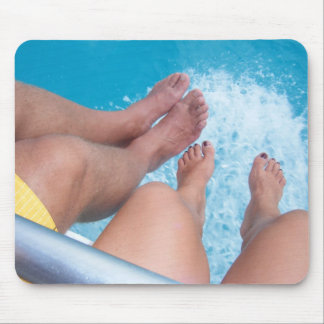 Caribbean dreams mouse pad