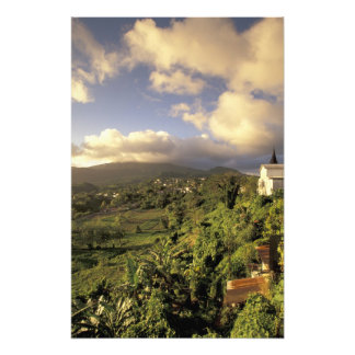 Caribbean, French West Indies, Martinique. Photograph