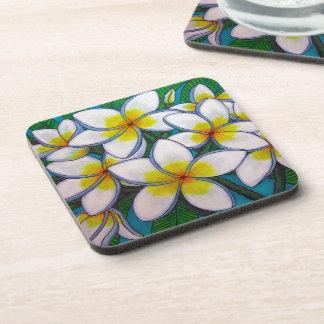 Caribbean Gems Plast Coaster - Pack of 6