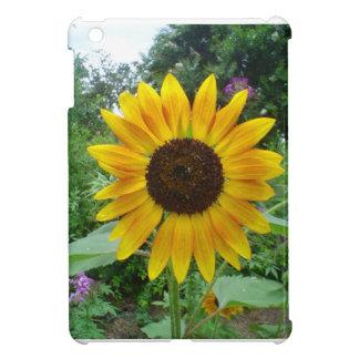 Caribbean Golden Sun Flower iPad Mini Cover