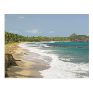 Caribbean, GRENADA, East Coast, Grenada Bay, Postcard