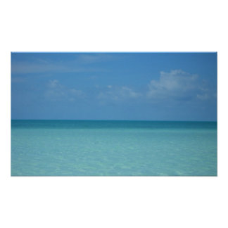 Caribbean Horizon Print