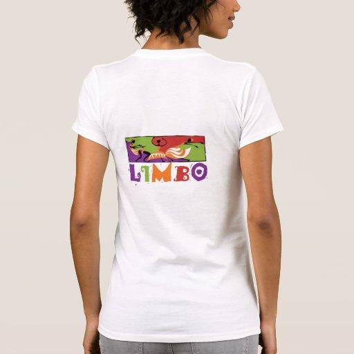 Caribbean Limbo Dance Tshirts