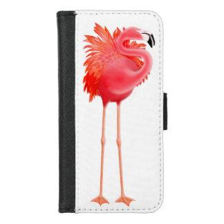 Caribbean Pink Flamingo Bird iPhone Case