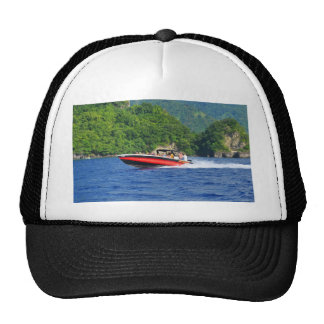 Caribbean sea cap