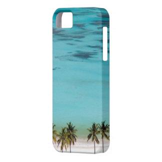 Caribbean Sea iPhone 5/5S Case