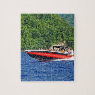 Caribbean sea puzzle