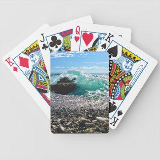 Caribbean Splash Poker Deck