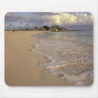 Caribbean, St. Martin (St. Maarten). Maho Bay Mouse Pad