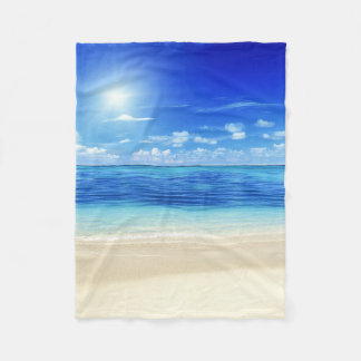 Caribbean Summer Dreamz Fleece