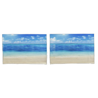 Caribbean Summer Dreamz Pillow Case Set