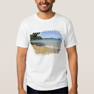 Caribbean - Tobago - Beach along Atlantic Tshirts