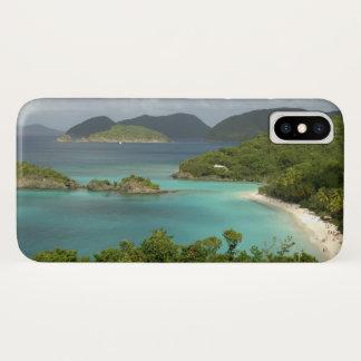 Caribbean, U.S. Virgin Islands, St. John, Trunk iPhone X Case