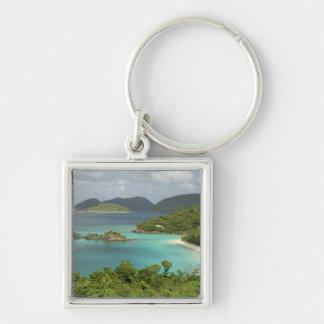 Caribbean, U.S. Virgin Islands, St. John, Trunk Keychain