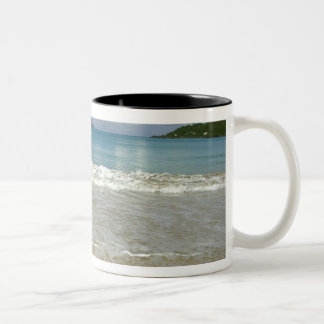 Caribbean, U.S. Virgin Islands, St.Thomas, 6 Two-Tone Coffee Mug