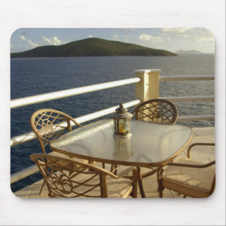 Caribbean, U.S. Virgin Islands, St. Thomas. View Mouse Pads
