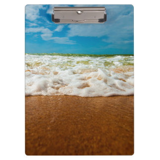Caribbean Waves Clipboards