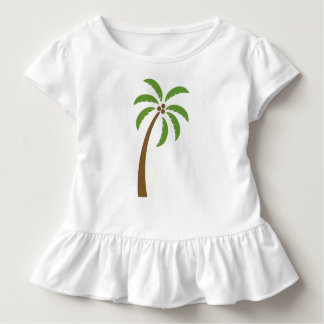Caribbean's Coconut Tree Toddler T-Shirt