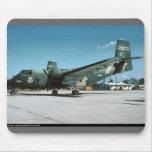 Caribou Aircraft Mouse Pads