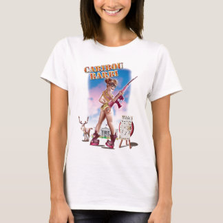 Caribou Barbi Baby Doll T-Shirt
