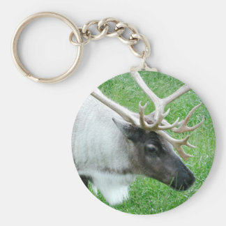 Caribou Key Ring