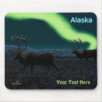 Caribou - Long March Mouse Pad
