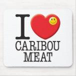 Caribou Meat Mousemats