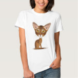 Caricature Abyssinian Tee Shirt