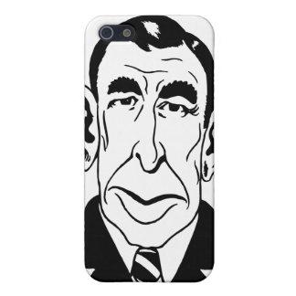 Caricature Booth Tarkington iPhone 5/5S Covers