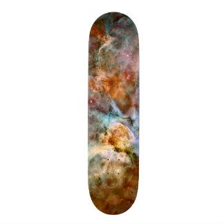 Carina Nebula 19.7 Cm Skateboard Deck