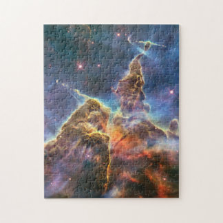 Carina Nebula by the Hubble Space Telescope Puzzle