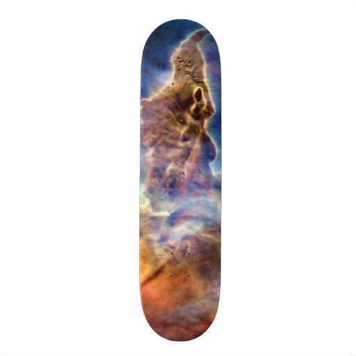 Carina Nebula Detail Skateboards