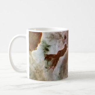 Carina Nebula Dust Pillar Coffee Mug