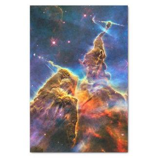 Carina Nebula Hubble Space NASA Tissue Paper