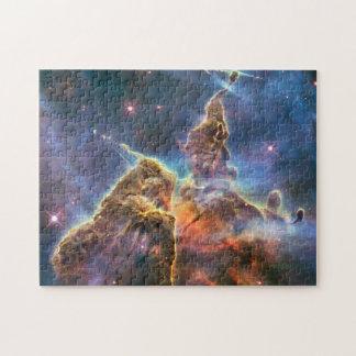 Carina Nebula Photo Puzzle with Gift Box