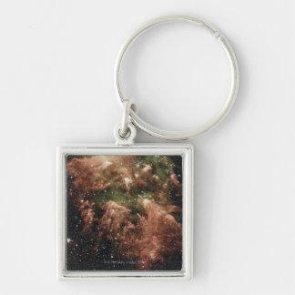 Carina Nebula Star Key Ring