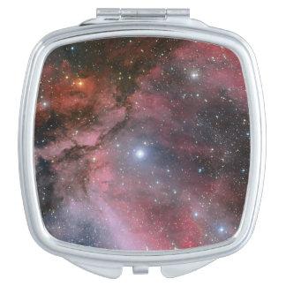 Carina Nebula, Wolf–Rayet star WR 22 Makeup Mirror