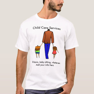 Caring For Children T-Shirt