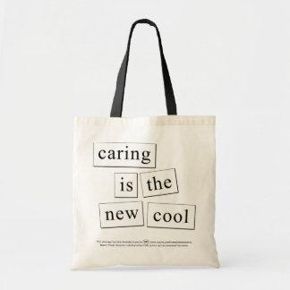 caring is the new cool