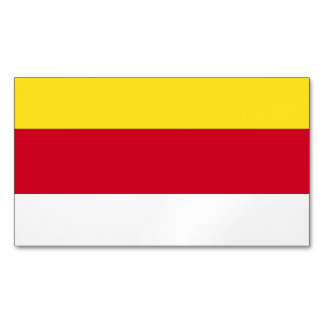 Carinthia Flag Magnetic Business Cards
